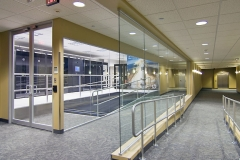 glass partitions gravity lock systems glass demountable walls
