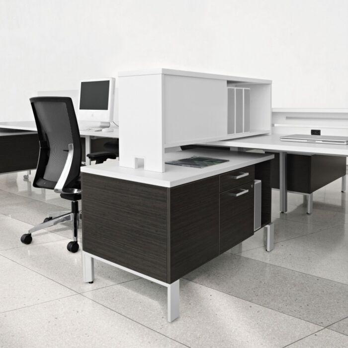 Bridges II by Global Furniture Bench Desking