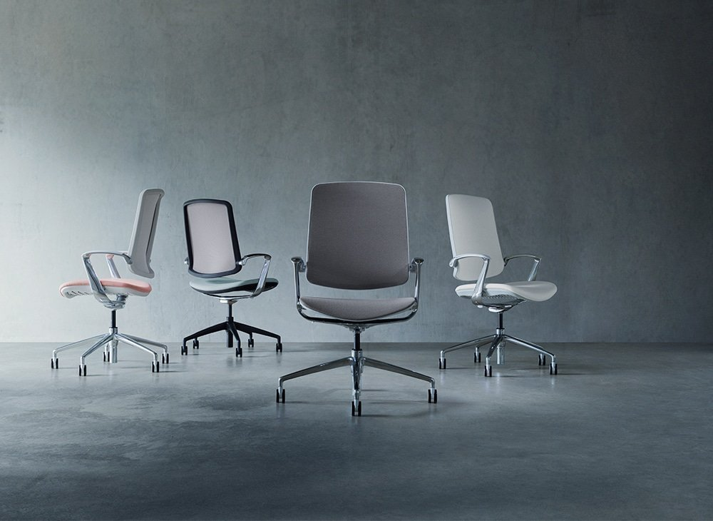 Trinetic Dynamic Support Task Chair
