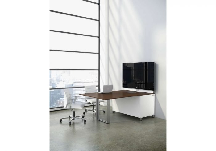Minimalistic modern office furniture | Collaborative Office Interiors