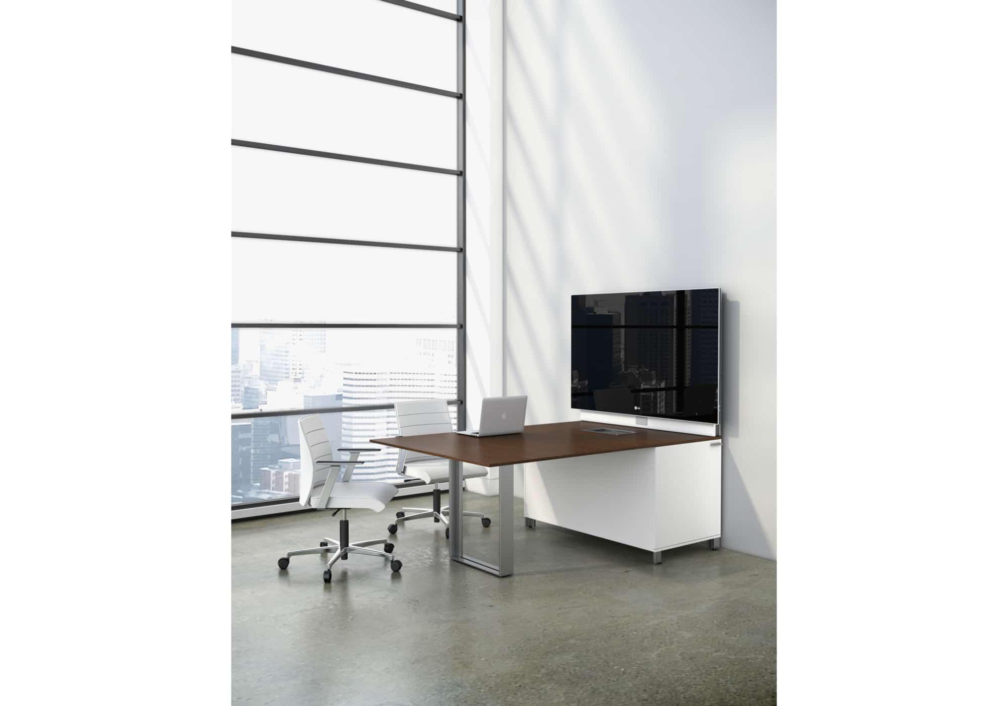 Minimalistic modern office furniture   Collaborative Office Interiors