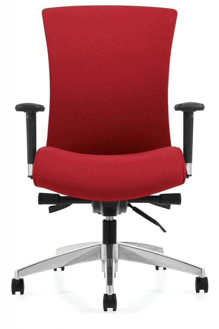 task chair controls