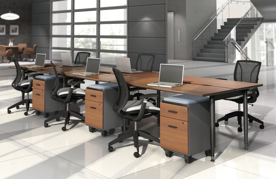 Collaborative Office Interiors