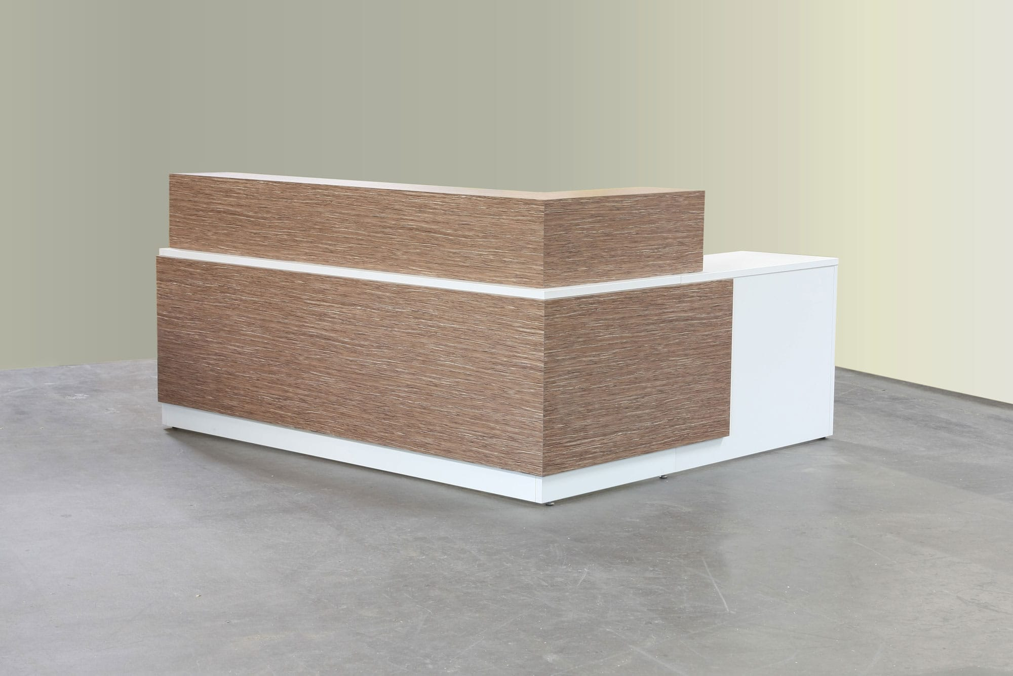 Deskmakers reception desks