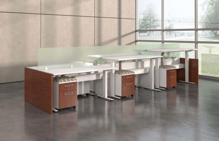 Hove Height Adjustable Desks
