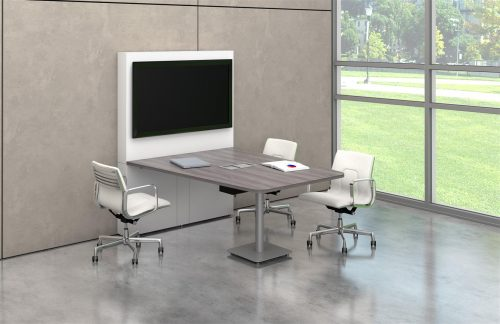 Narrative Media Tables for meeting collaboration