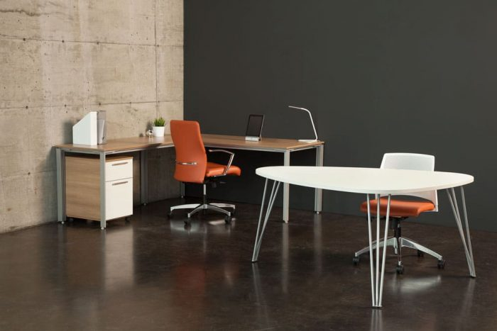 modern occasional office table