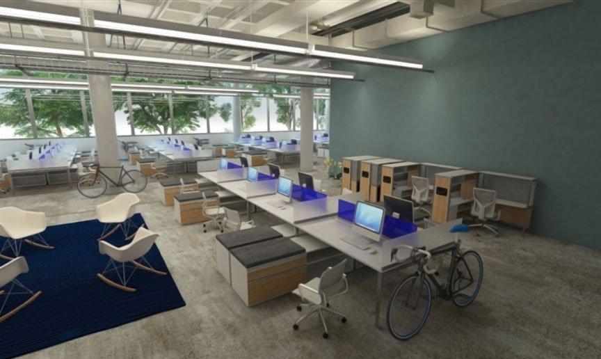 office benching desks or table desks