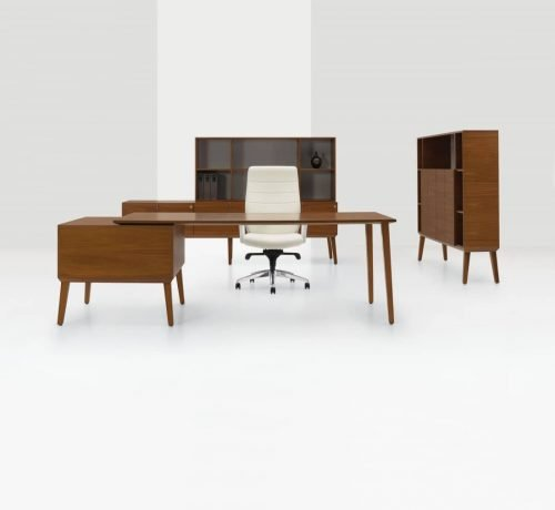 modern Veneer Desking