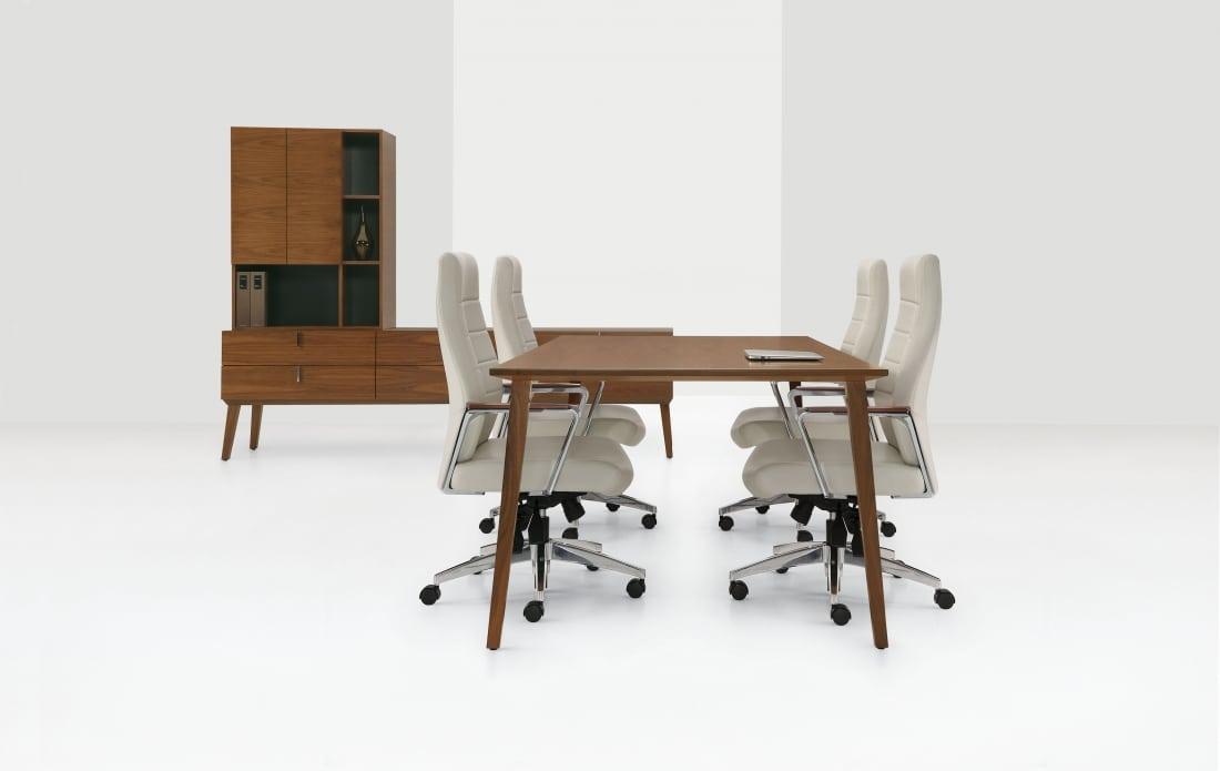 modern office furnishings