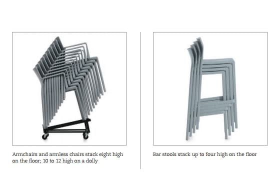 features of bakhita stacking occasional chairs by global