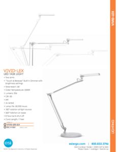 ESI Vivid-LEX Brochure
