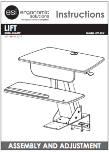 ESI Lift Assembly Guide