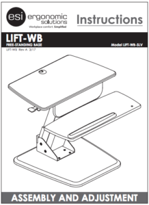 Lift Wooden Base Assembly Guide