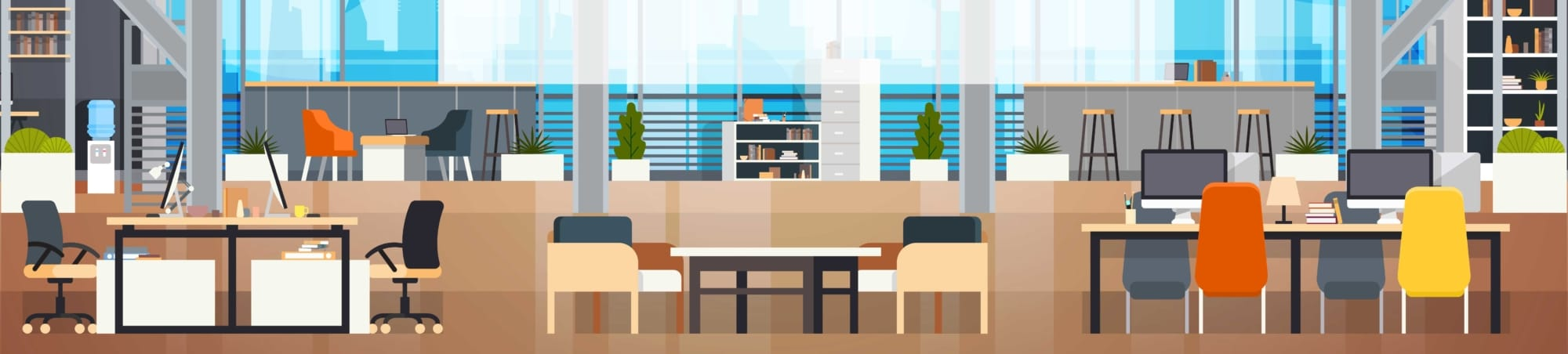business furniture graphic