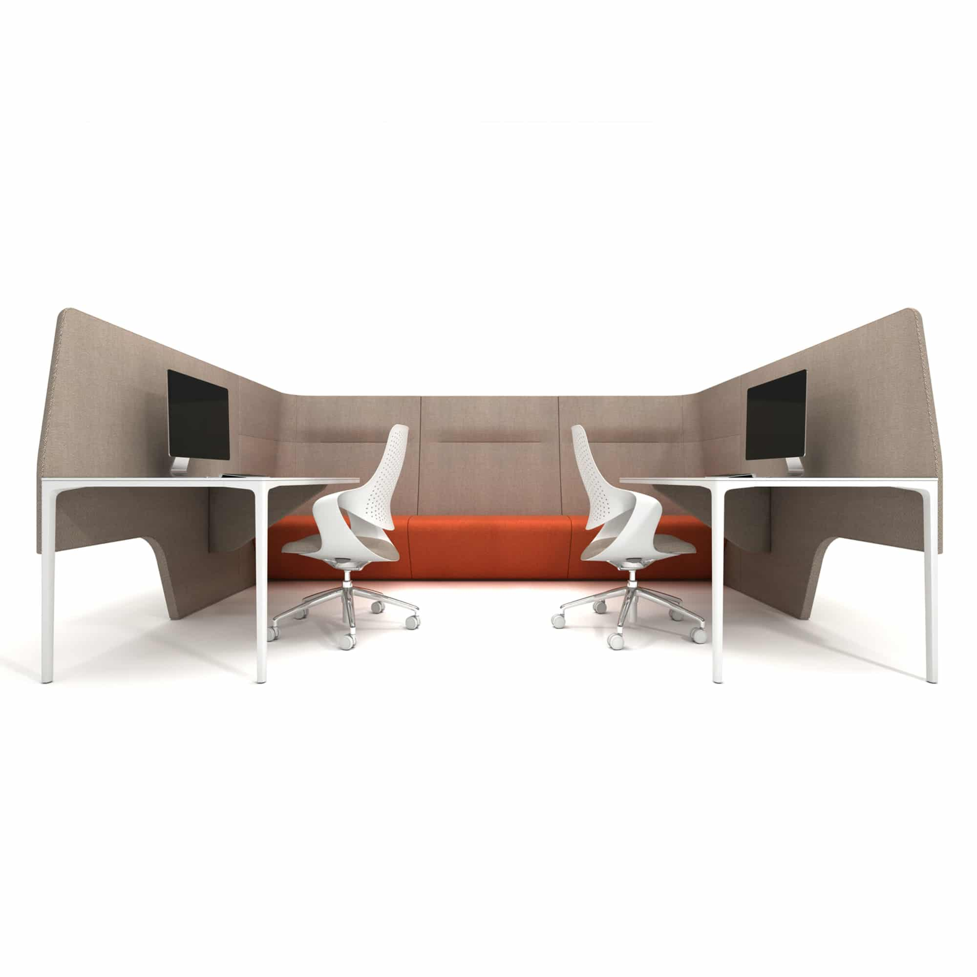Modern office furniture desk