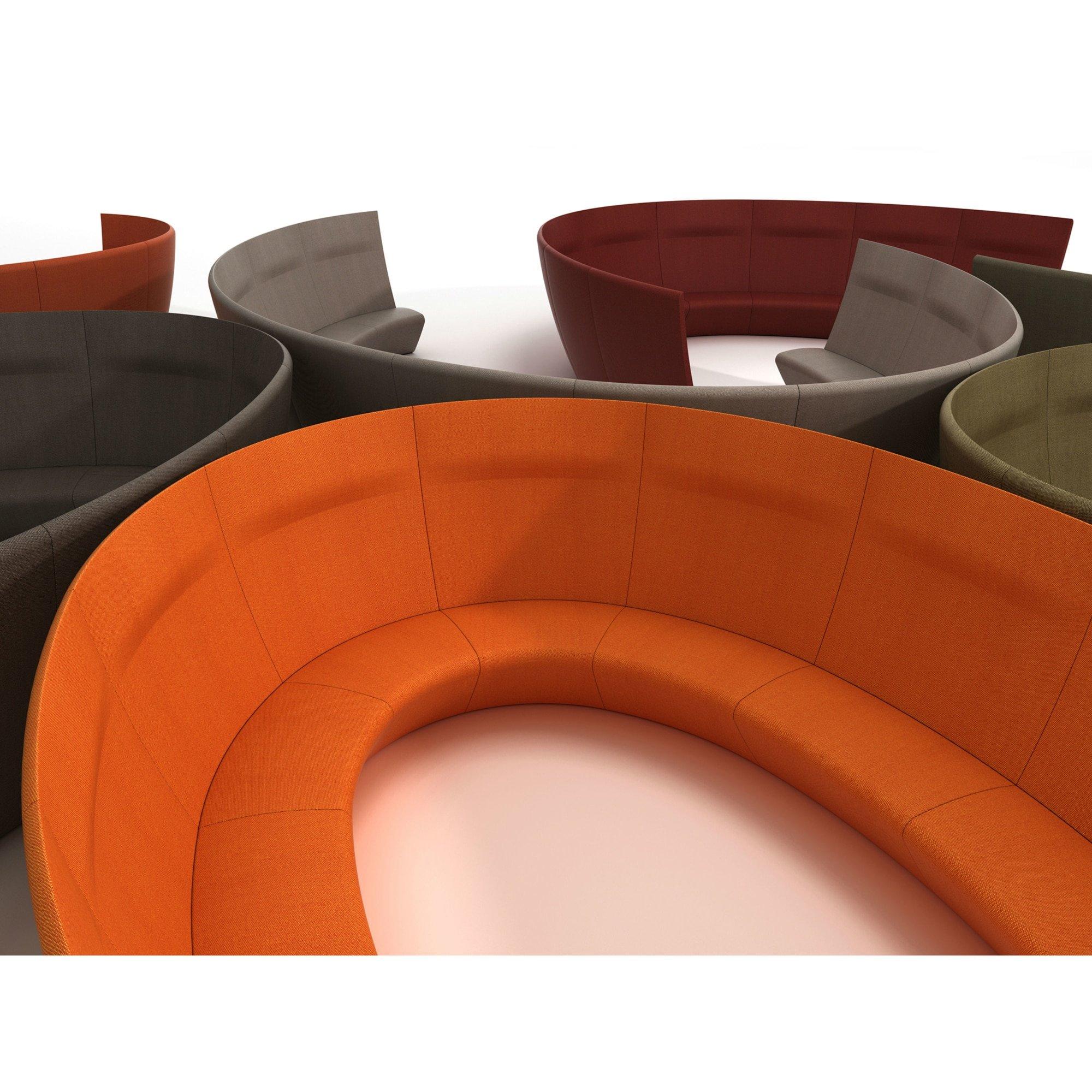Collaborative contemporary seating