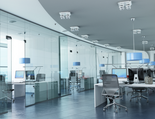 Movable Walls Are Disrupting Office Design