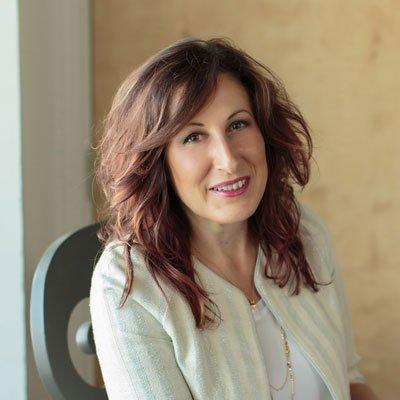 ariana smetana commercial interior designer and owner of artvia