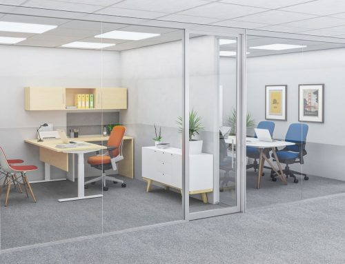 How To Use Glass Movable Walls In Office Design