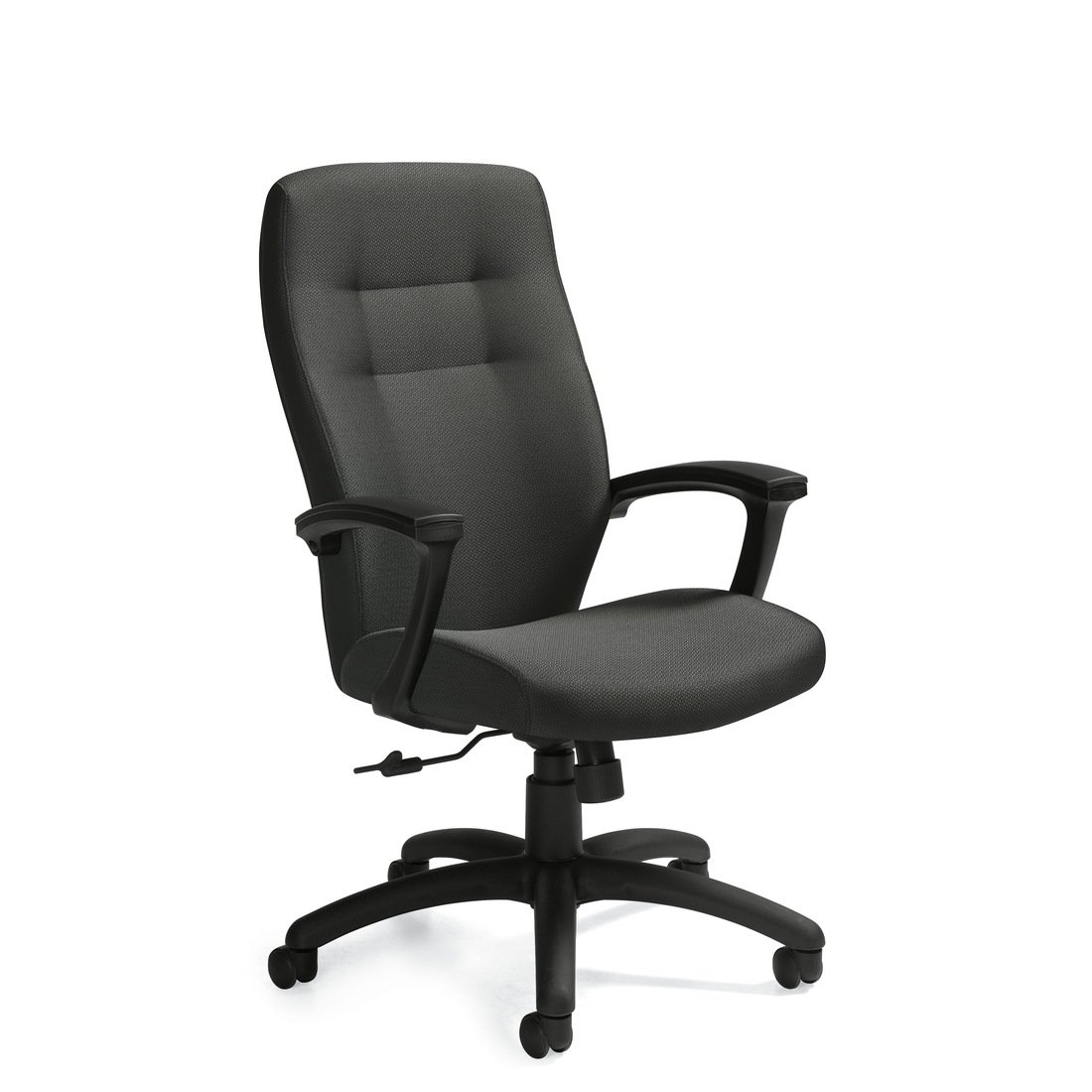 Synopsis high back tilter chair, model 5090-4. This chair has been placed on a white background.