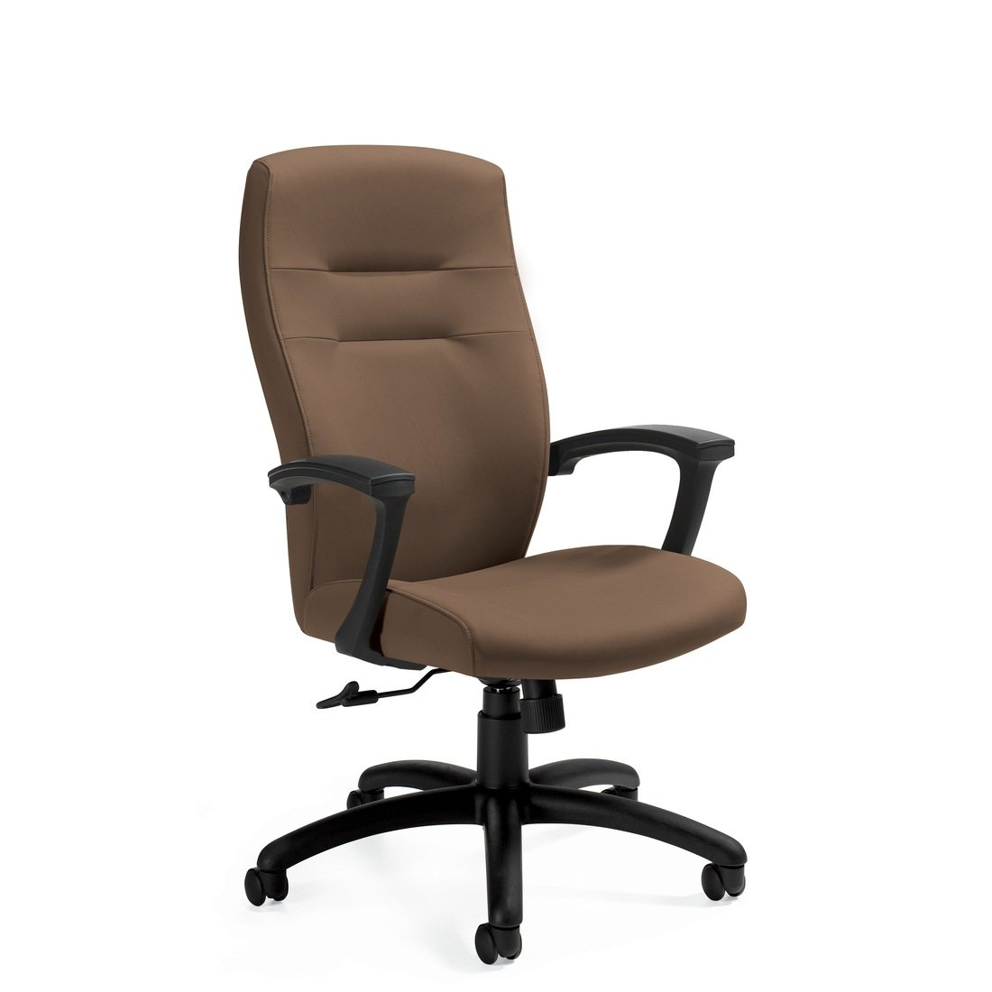 Synopsis high back tilter chair, model 5090LM-4 . This chair has been placed on a white background.