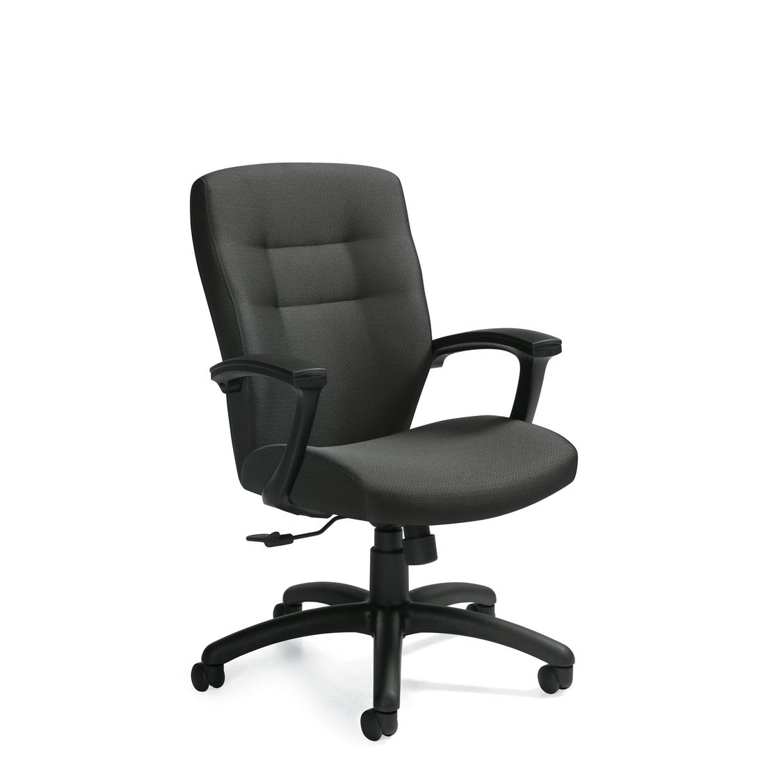 Synopsis medium back tilter chair, model 5091-4. This chair has been placed on a white background.