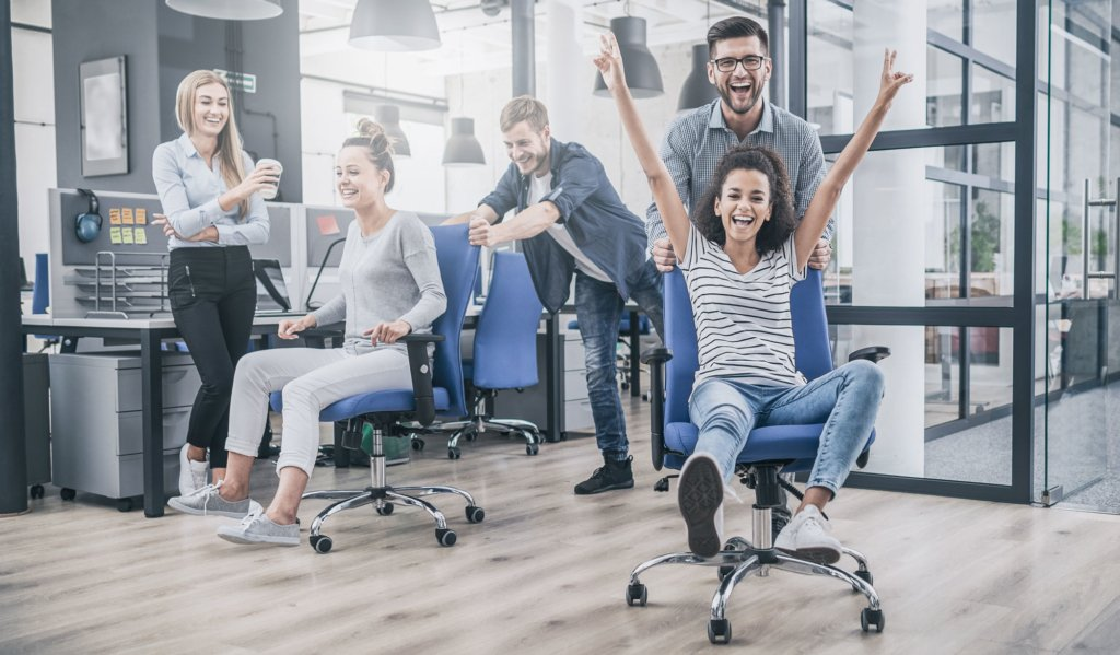 The right office desk chair can mean a great office environment | Collaborative Office Interiors