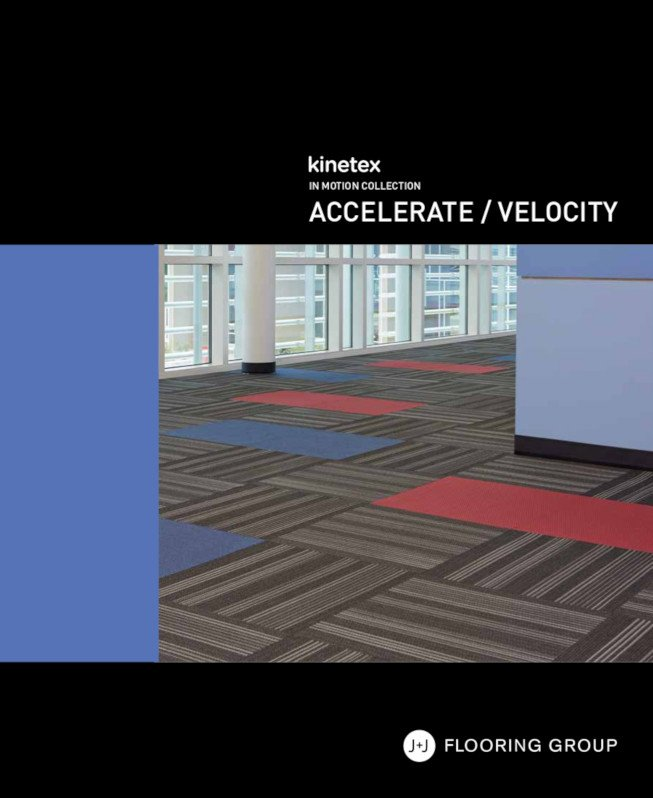 Thumbnail for the Accelerate information brochure.
