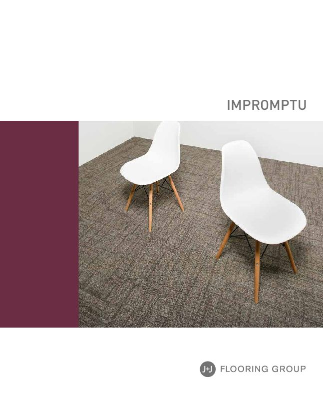 Thumbnail for the Impromptu information brochure.