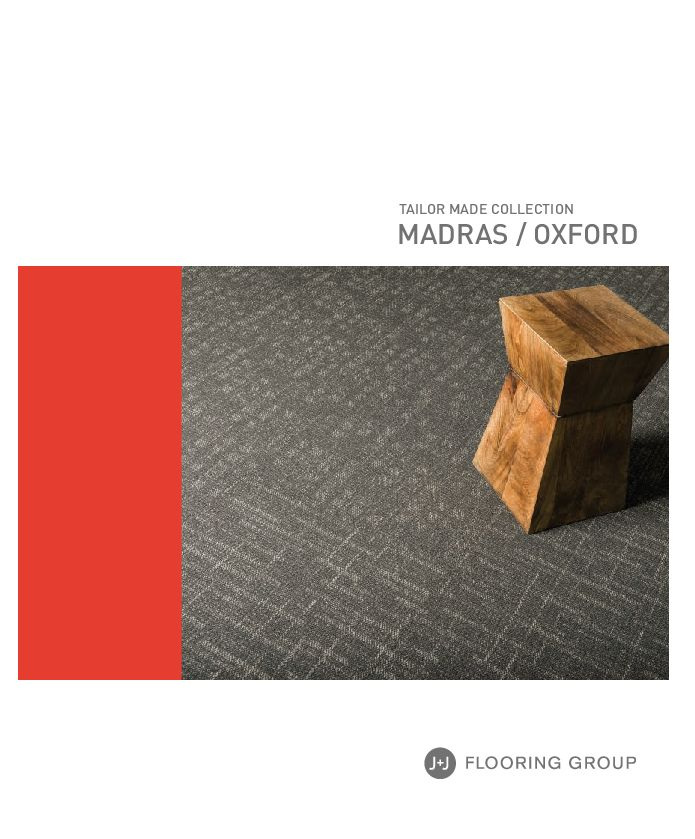 Thumbnail for Madras and Oxford information brochure.