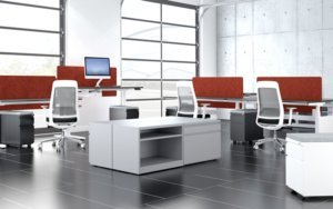 integrated office design services