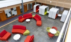 designing an office for open collaboration