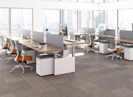 The best minimalistic and modern office furniture in Houston | Collaborative Office Interiors