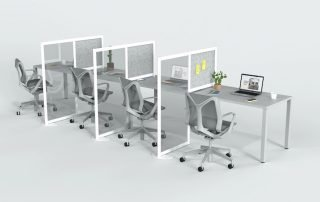Hitch Partitions | Collaborative Office Interiors