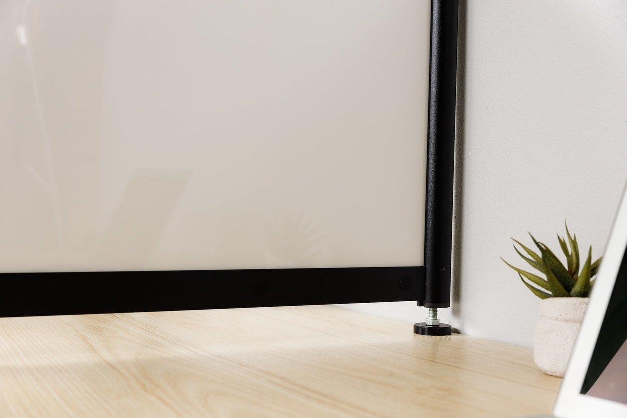 Hitch Acrylic and Desktop Panels - Modern Office Furniture