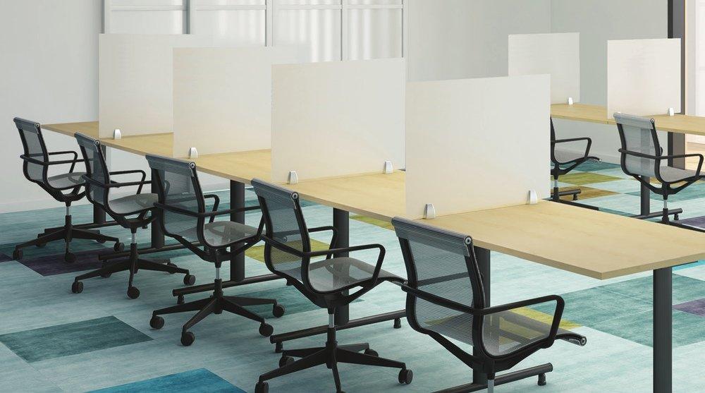 New furniture catalog - Collaborative Office Interiors