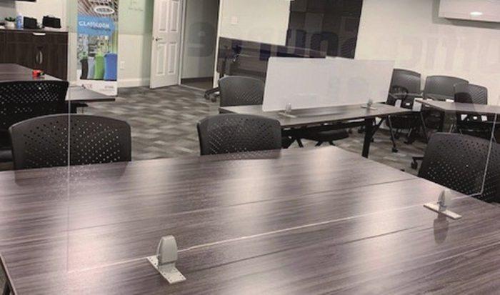 Edge Benching & Desks