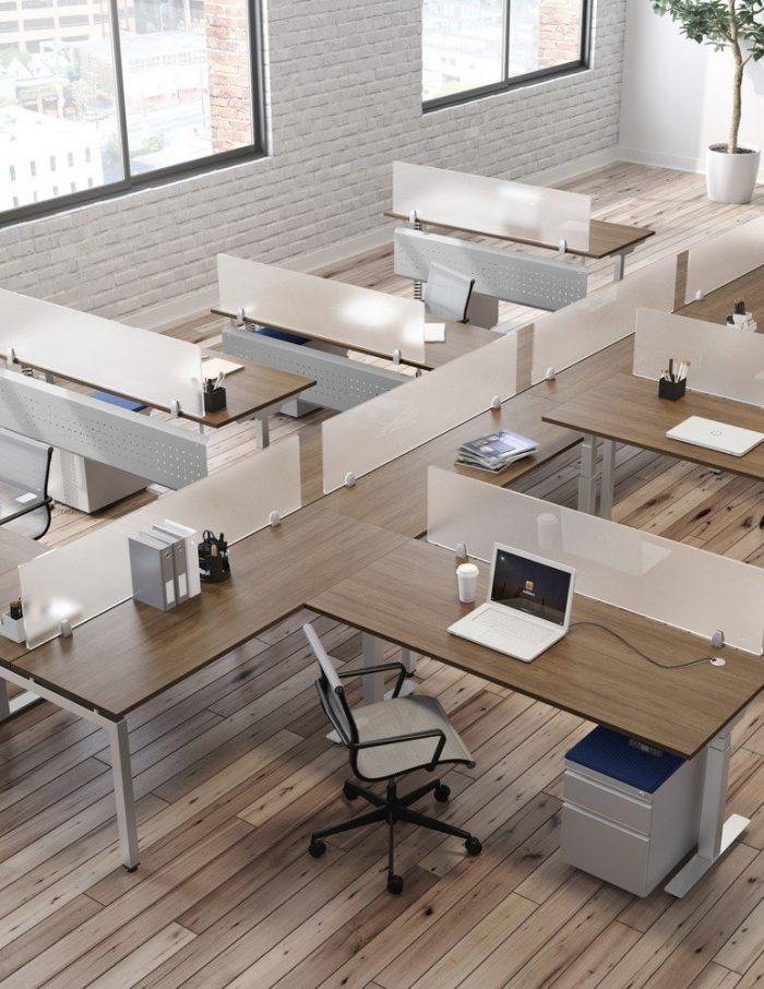 Open ofice space - Collaborative Office Interiors