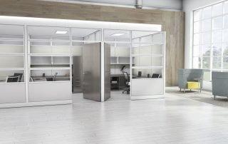 global evolve panels | Collaborative Office Interiors