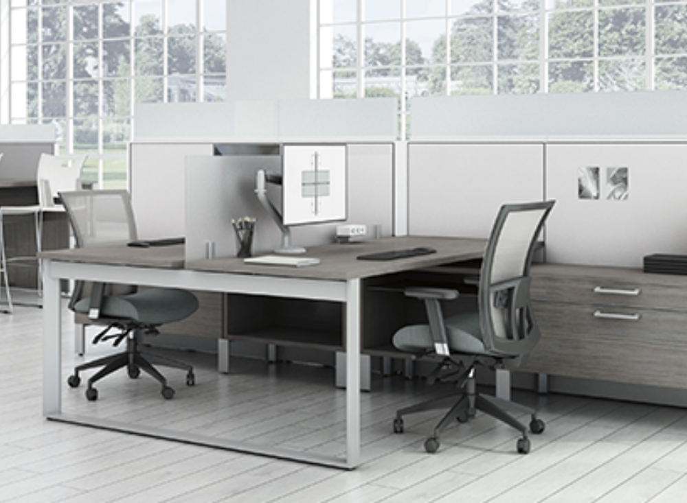 Cubicles to help prevent covid-19 | Collaborative Office Interiors