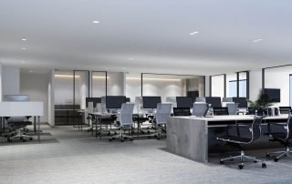Modern office furniture in Houston | Collaborative Office Interiors