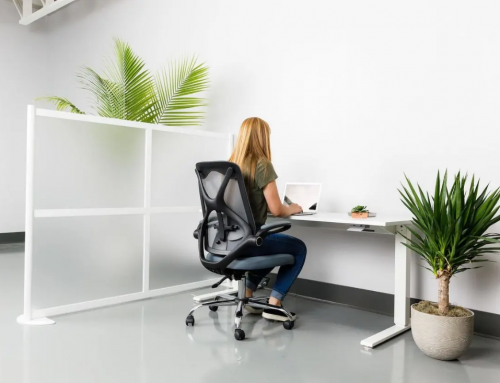 Office Furniture That Helps Prevent Germ Spread