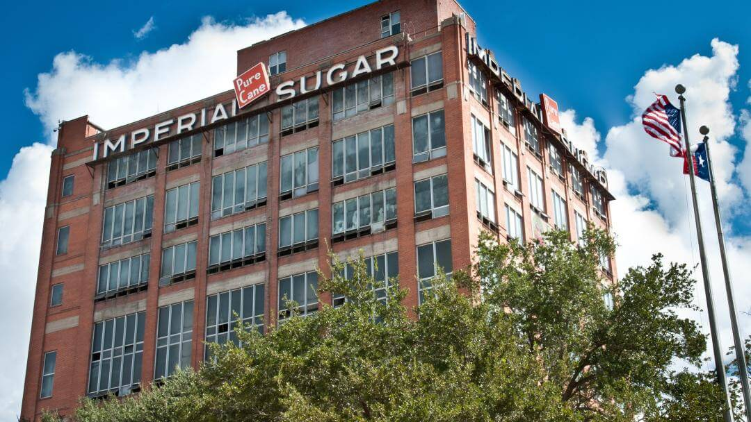 The Imperial Sugar Company in Sugar Land - Collaborative Office