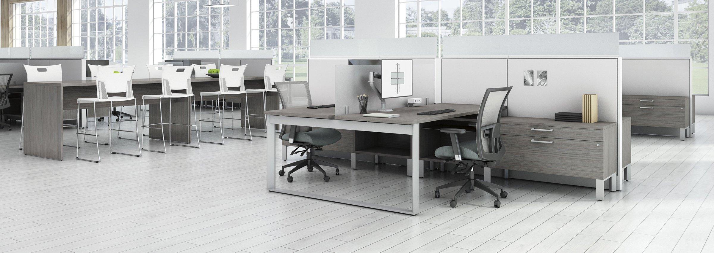 Richmond TX Office Furniture | Collaborative Office Interiors