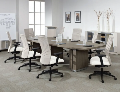 Stylish Conference Room Furniture For Any Office